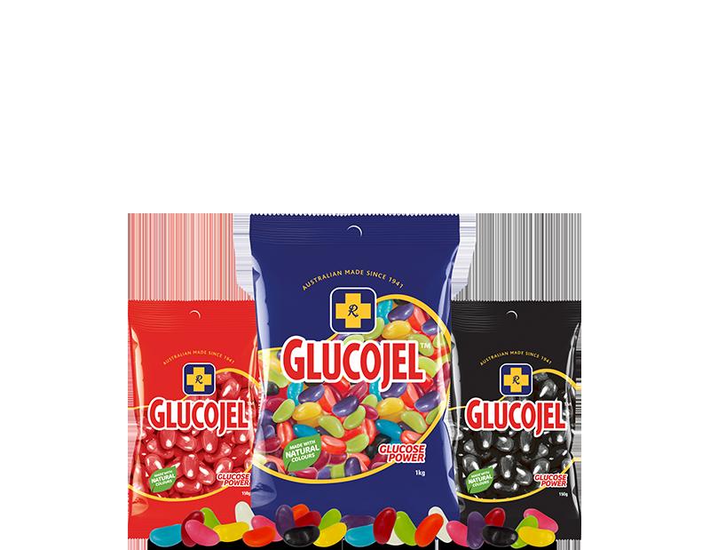 Add a little magic with Glucojel